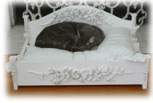 Stanza da letto deluxe per gatti  VANITY FARM